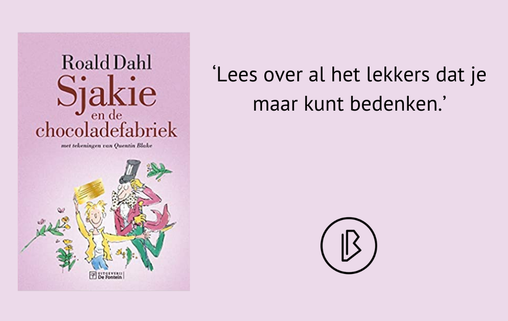 Recensie: Roald Dahl – Sjakie en de chocoladefabriek