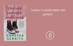 Recensie: Vanessa Gerrits – Verliefd, verloofd, verkleumd