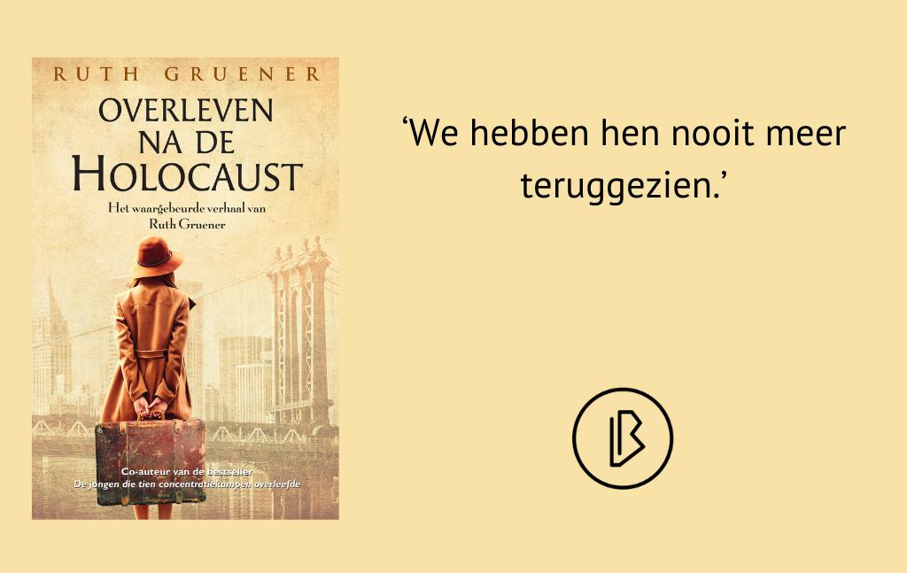 Recensie: Ruth Gruener – Overleven na de Holocaust