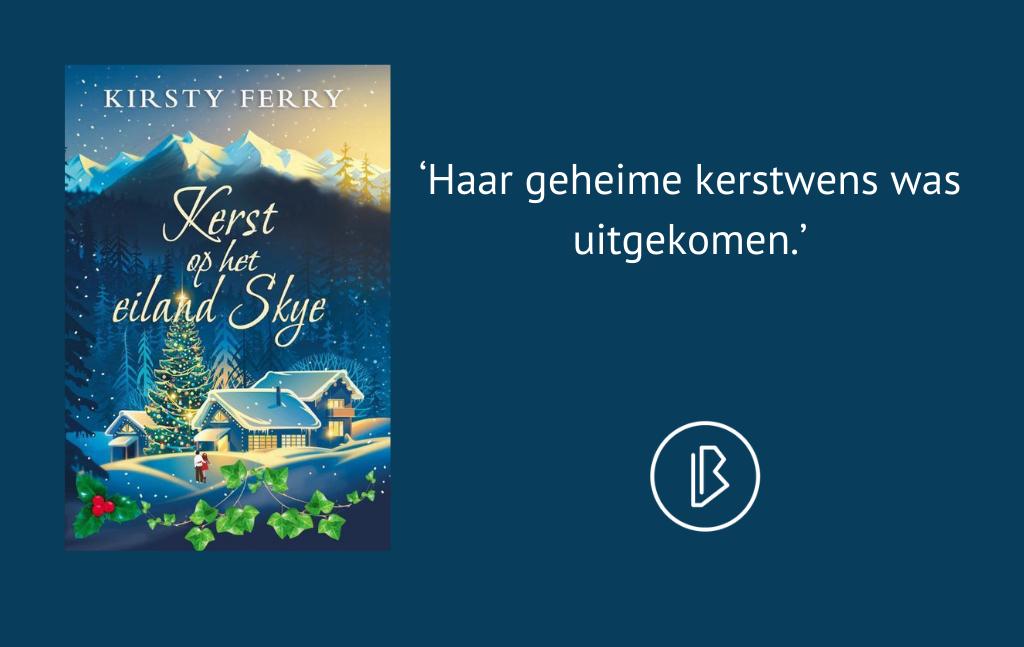 Recensie: Kirsty Ferry – Kerst op het eiland Skye
