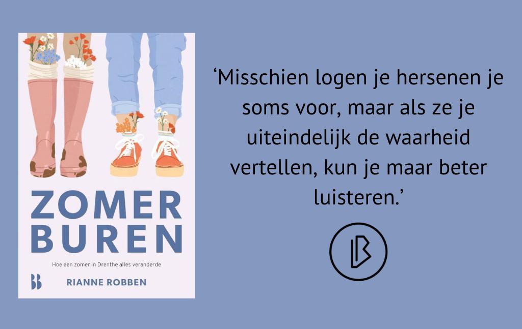 Recensie: Rianne Robben – Zomerburen