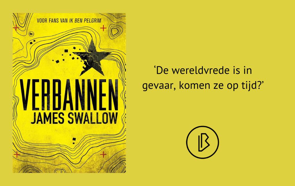 Recensie: James Swallow – Verbannen