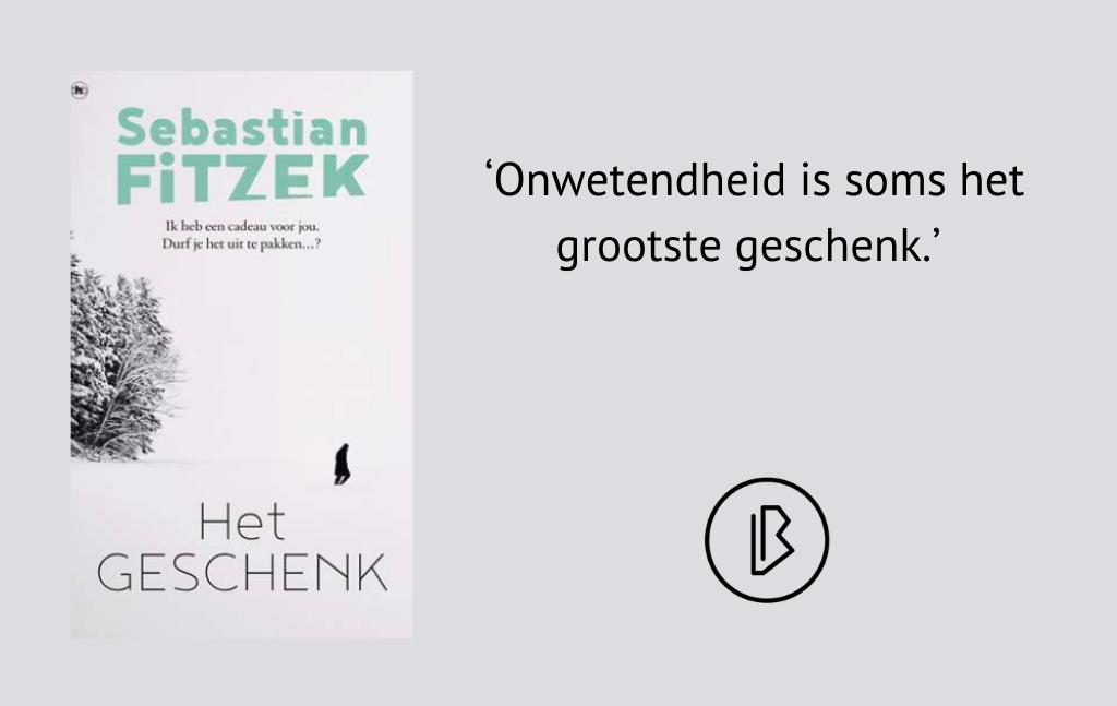 Recensie: Sebastian Fitzek – Het geschenk