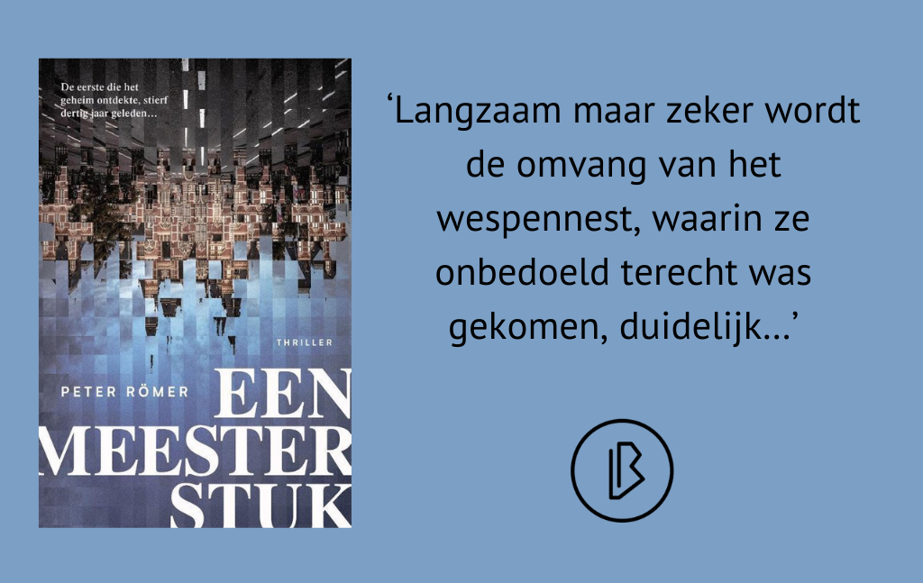 Recensie: Peter Römer – Een Meesterstuk