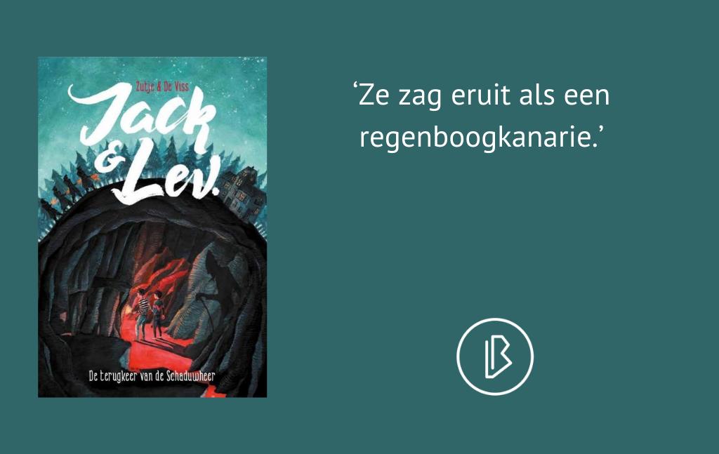 Recensie: Zutje & DeViss – Jack & Lev – De terugkeer van de Schaduwheer