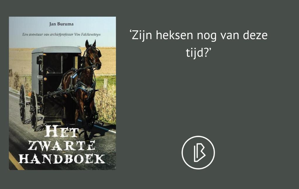 Recensie: Jan Buruma – Het zwarte handboek