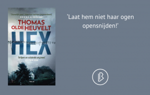 Recensie: Thomas Olde Heuvelt – HEX