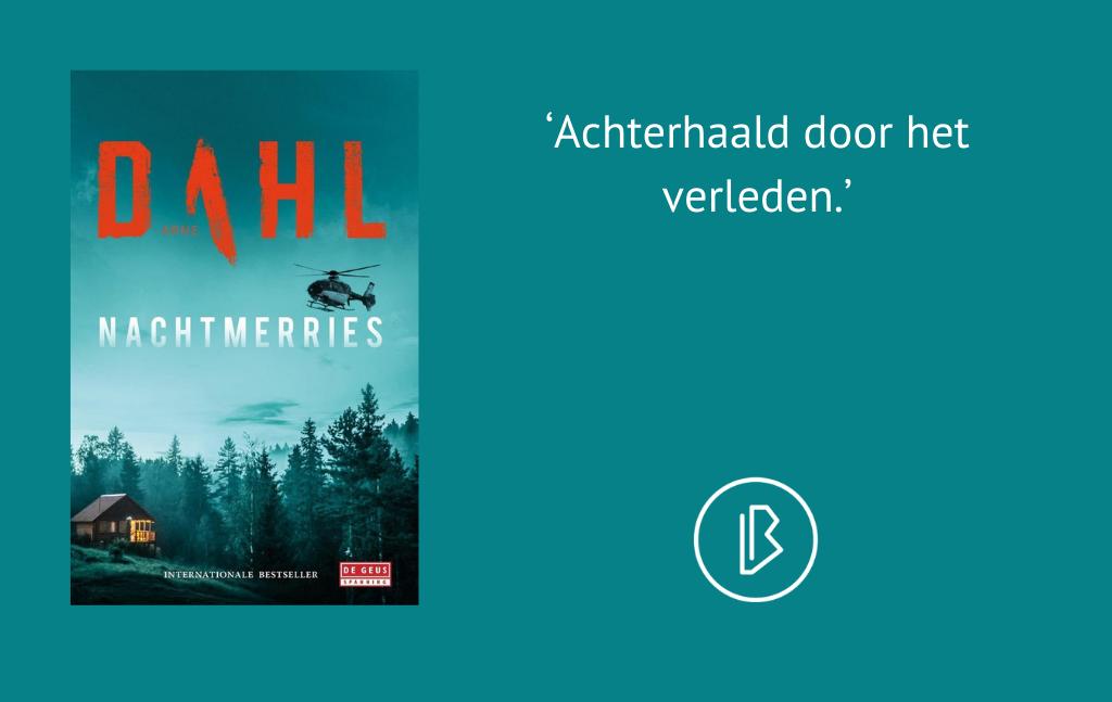 Recensie: Arne Dahl – Nachtmerries