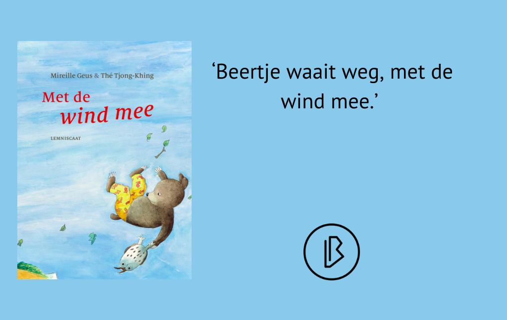 Recensie: Mireille Geus – Met de wind mee