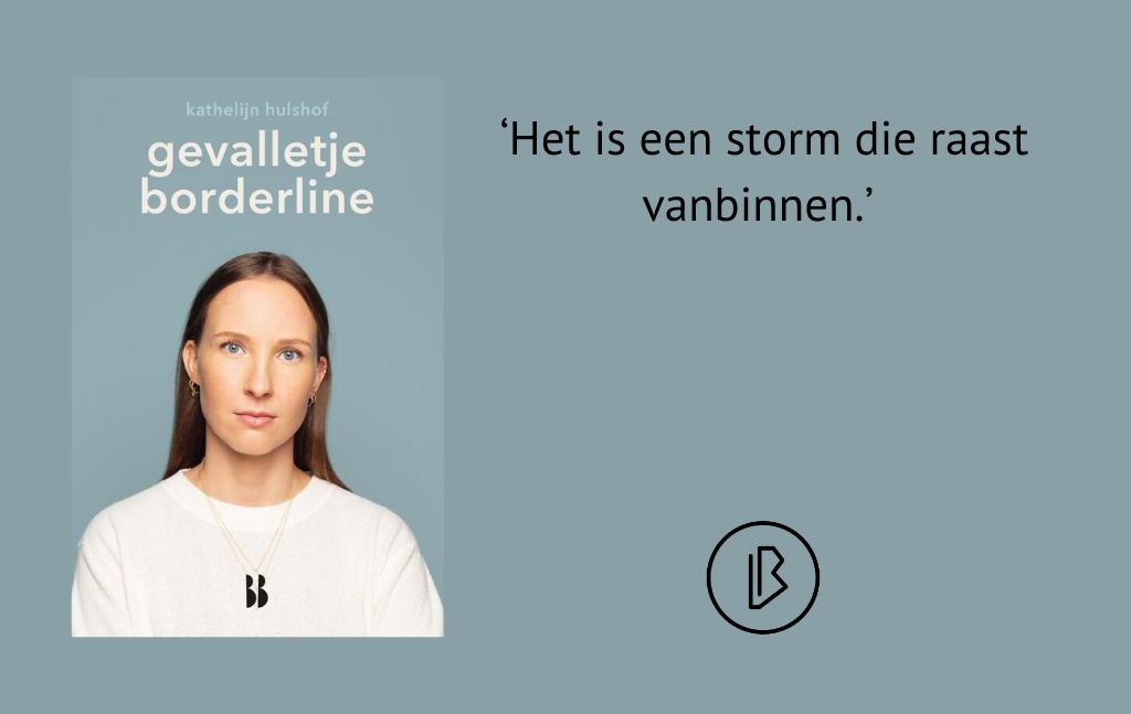 Recensie: Kathelijn Hulshof – Gevalletje borderline