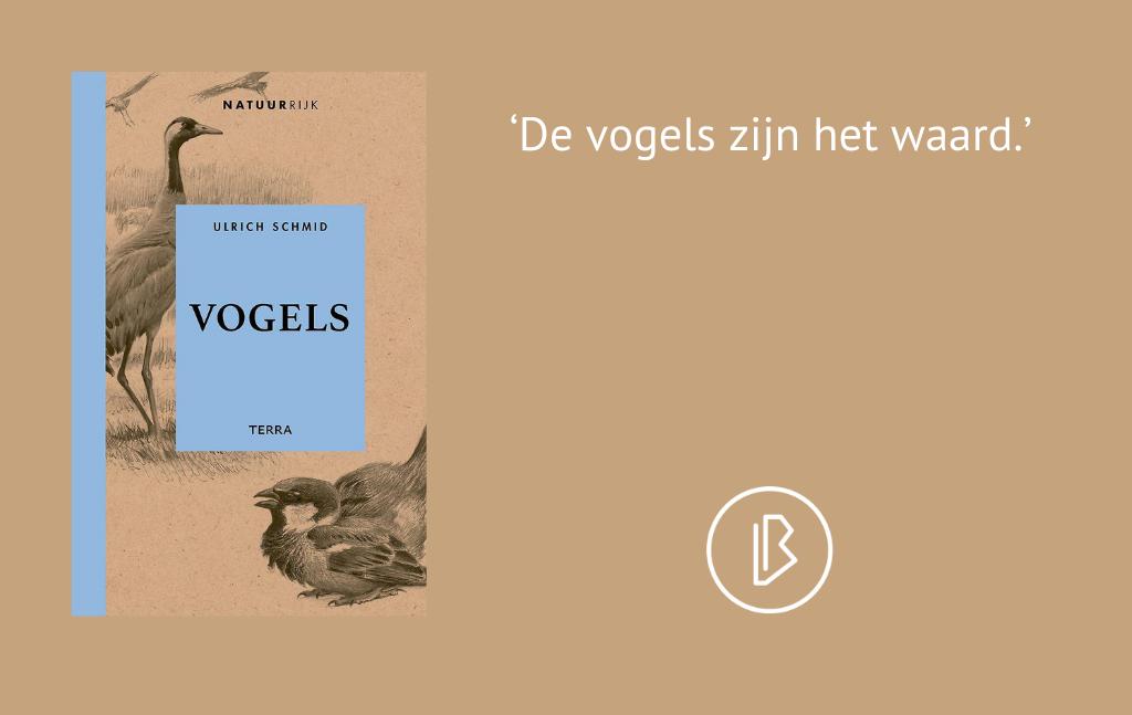 Recensie: Ulrich Schmid – Vogels