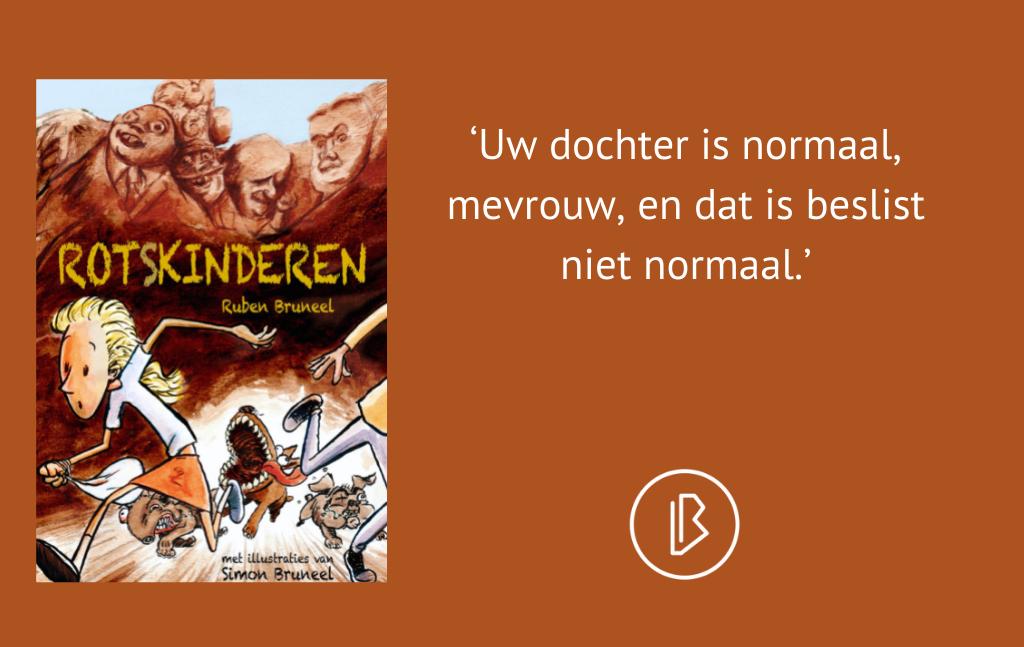 Recensie: Ruben Bruneel – Rotskinderen