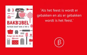 Recensie: Rutger van den Broek - Bakbijbel
