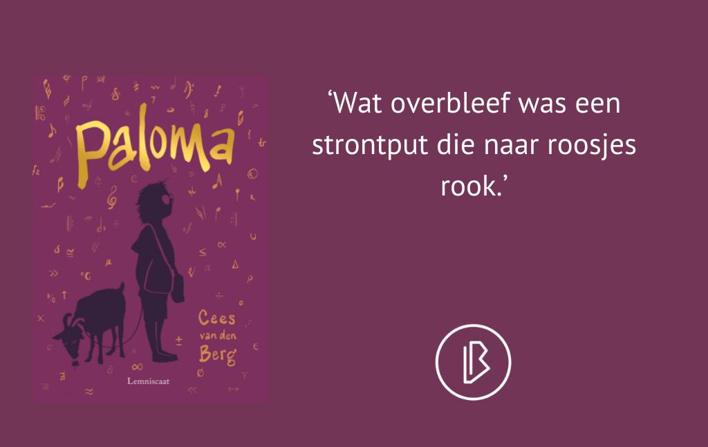 Recensie: Cees van den Berg – Paloma