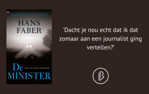 Recensie: Hans Faber – De minister