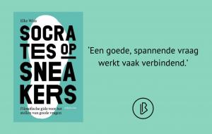 Recensie: Elke Wiss – Socrates op sneakers