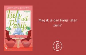 Recensie: Lorraine Brown – Liefs uit Parijs