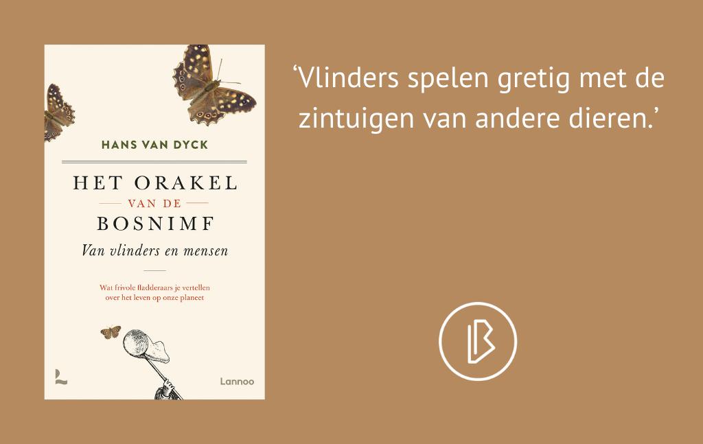 Recensie: Hans van Dyck – Het orakel van de bosnimf