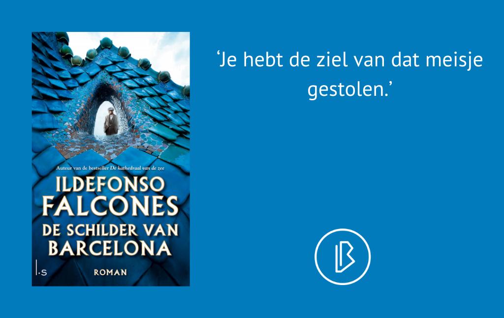 Recensie: Ildefonso Falcones – De schilder van Barcelona