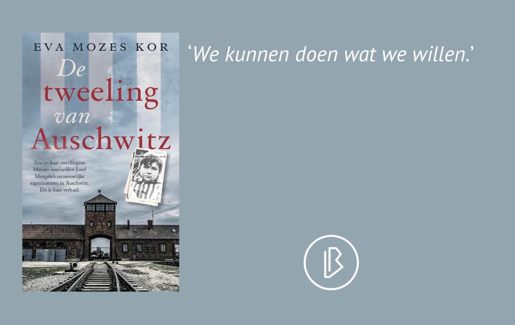 Recensie: Eva Mozes Kor – De tweeling van Auschwitz